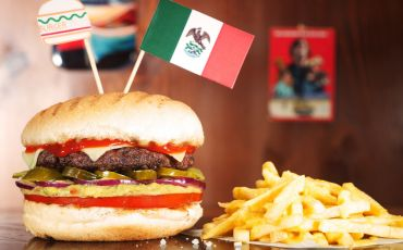 Opskrift: Mexico Burger